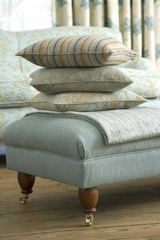 Footstool Cushions