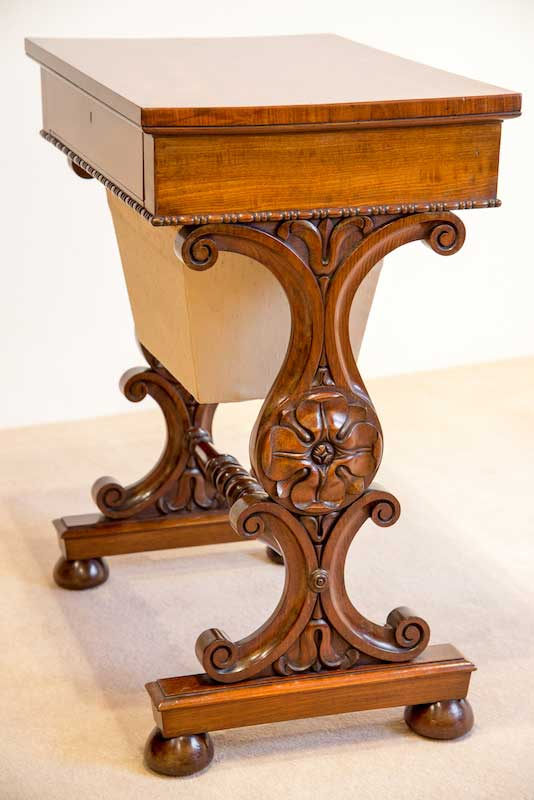 Mahogany-work-table