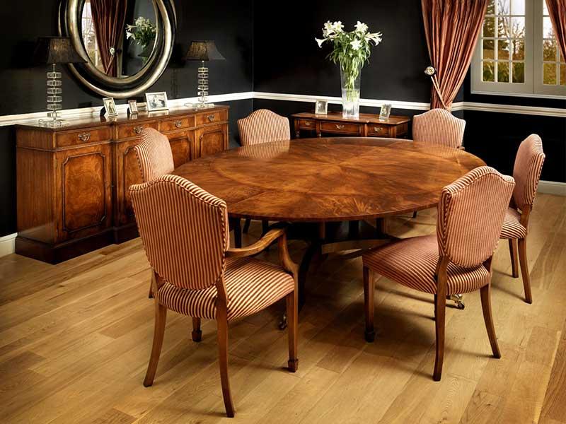 Walnut Dining Room Set