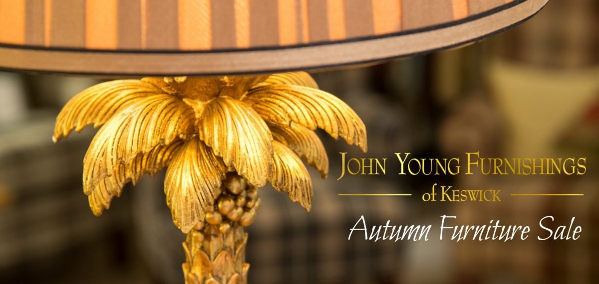 Autumn Furniture Sale NOW ON