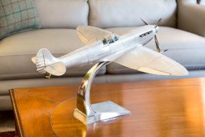 Steel Spitfire Model