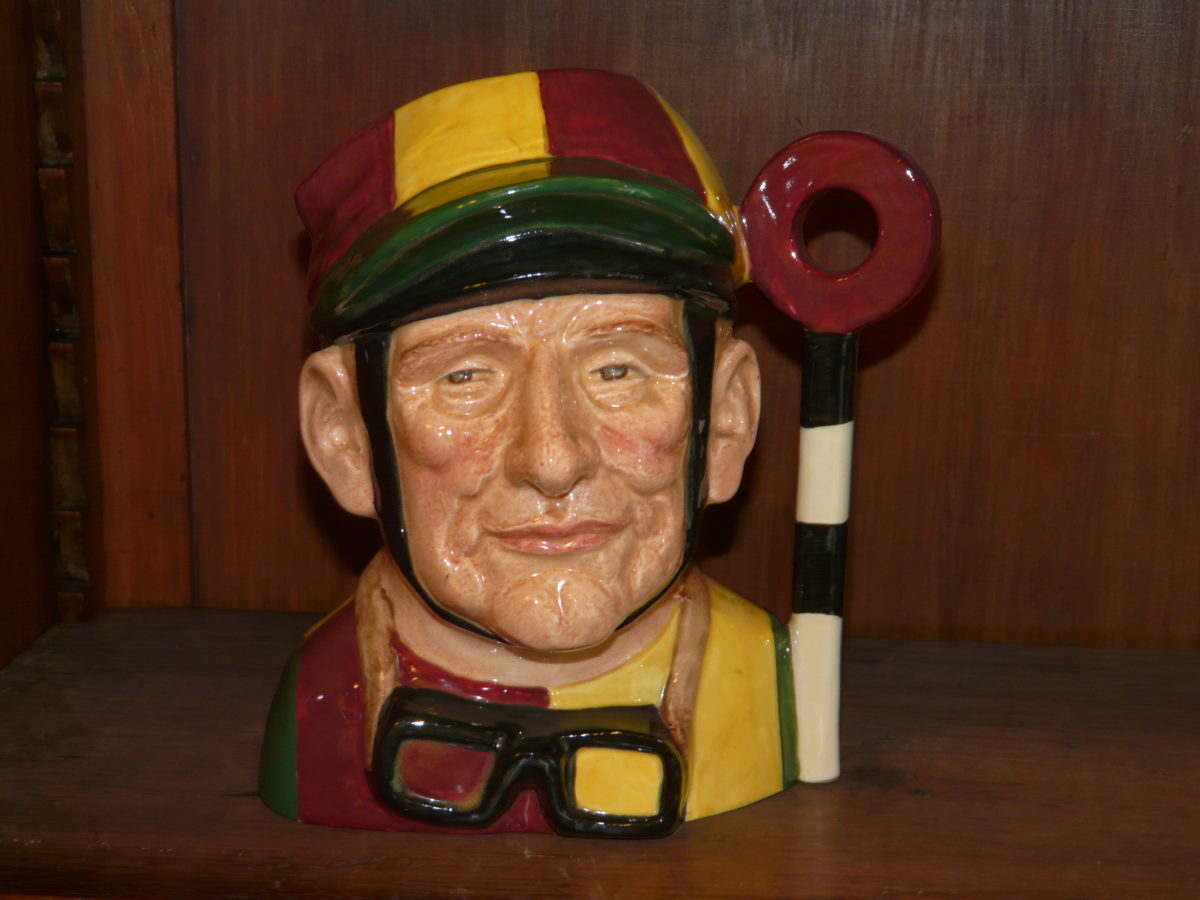 Royal Doulton Toby Jug - Jockey